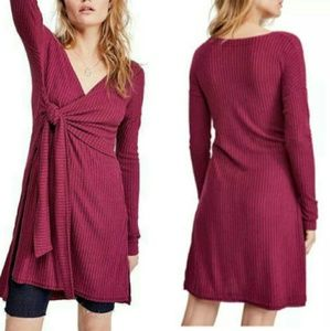 NWT Free People Fall For You Tunic Top